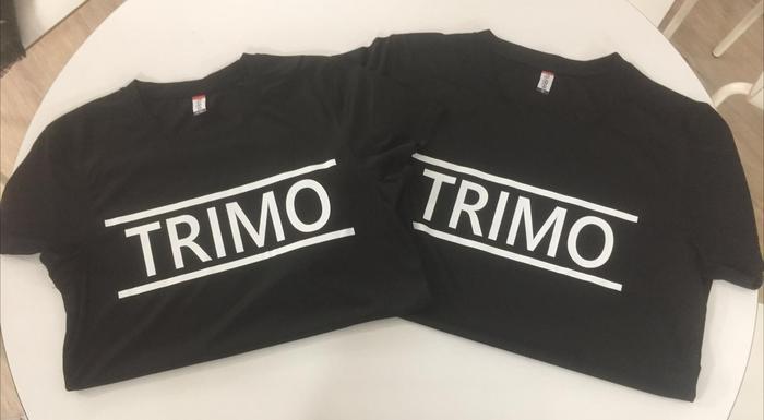Trimo Sportshirt Mannen