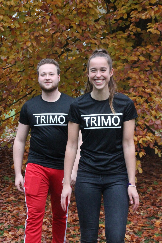 Trimo Sportshirt Vrouwen